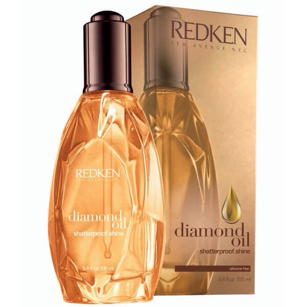 Product review: redken diamond oil